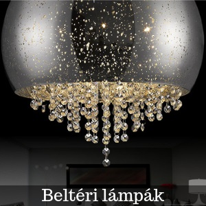 Beltéri lámpa