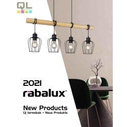 RÁBALUX Új termék Katalógus 2021