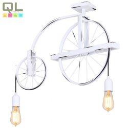 BANG mennyezeti lámpa 2x60W E27 fehér 844H/D
