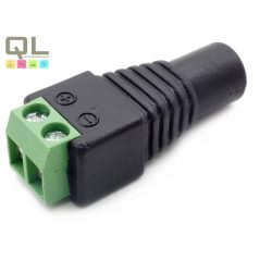 DC jack aljzat sorkapoccsal 2,1/5,5mm ETDCJACK2155MM
