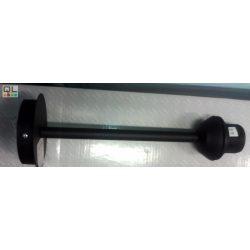 függesztő 1x60W E27 fém fekete M: 250mm NH10/01.FEK