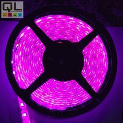 LED SZALAG RÓZSASZÍN 4,8W/m 12V 3528 Chip 60LED/m IP20 (LLSZ60LFNYPINK)