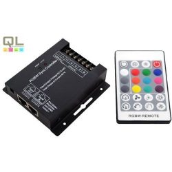 vezérlő LED RGB szalaghoz rádiófrekvenciás 12V 288W LLSZVRADIO288W20K