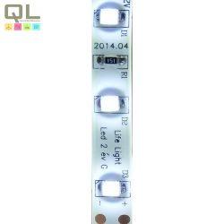 LED fényszalag 60LED/m 4,8W/m 12V DC 6000K IP65 LLSZIP65352860L2EVCWE !!! UTOLSÓ DARABOK !!!
