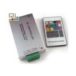 LED szalag vezérlő, 20 gomb LLSZVRADIO144W20K