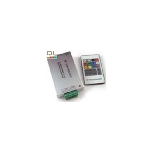 LED szalag vezérlő, 20 gomb LLSZVRADIO144W20K !!! kifutott termék, már nem rendelhető !!!