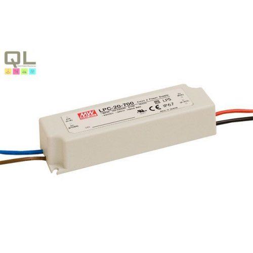 tápegység IP67 LPC-20-700