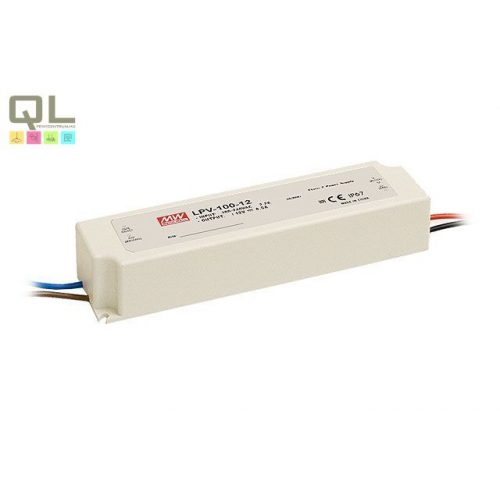Tápegység IP67 12V 100W LPV-100-12