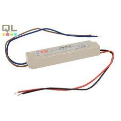 tápegység IP67 24V 18W LPH-18-24