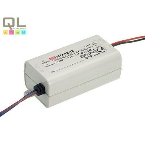 Tápegység IP42 12V 12W APV-12-12
