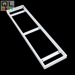 LED Panel kiemelő keret fehér 300x1200mm 9969