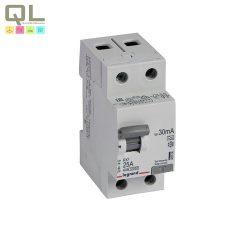 LEGRAND áram-védőkapcs 2P25A30mA A RX3 FI-relé 402036