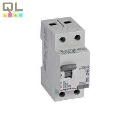 LEGRAND áram-védőkapcsoló 2P25A30mA A RX3 FI-relé 402036