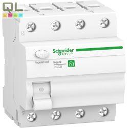 SCHNEIDER áram-védőkapcs 4P25A30mA A R9 FI-Relé R9R02425