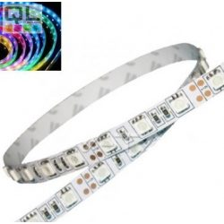 RGB LED DESIGN FLEX fényszalag 60LED/m 5050, 2120