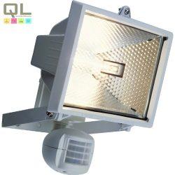 halogén fényvető+mozgás érzékelő 400W R7s fehér IP44 8119H