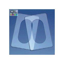 tapétavédő univerzális áttetsző, 1 csomag (2db) 09180