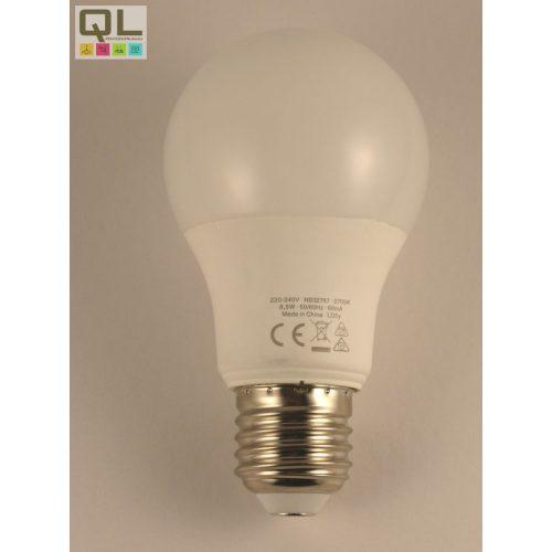 10W körte alakú LED Fényforrás meleg fehér 220-240V E27 180° 806lm 2700K 15000h