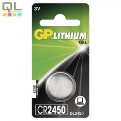 3V elem CR2450