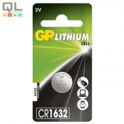 3V Gombelem CR1632