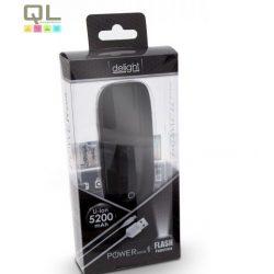 PowerBank 5200mA Li-ion USB 55383BK