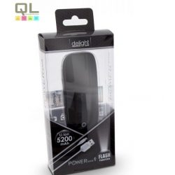 PowerBank 5200mA Li-ion USB 55383BK