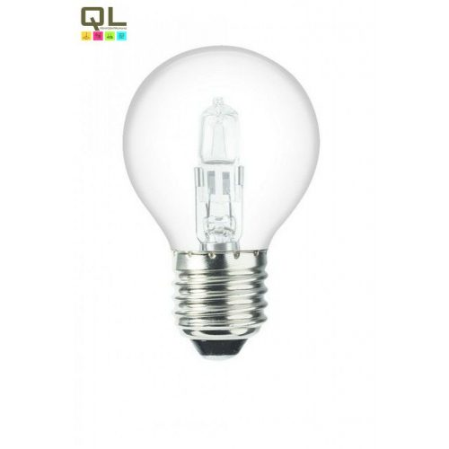 42W Gömb Eco E27 0023779     !!! kifutott termék, már nem rendelhető !!!