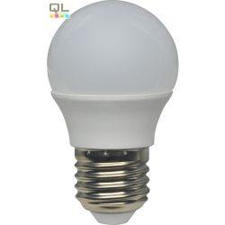 Syltech LED Fényforrás 5W BALL 470LM 827 E27 SL