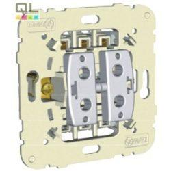 Kapcsoló dupla váltó 21101