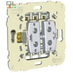 EFAPEL 21290 Redőnykapcsoló, egymással kioldó