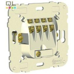 EFAPEL 21174 Négypólusú kábelkivezető 4x2,5mm2