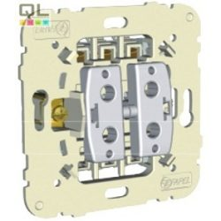 EFAPEL 21159 Záró nyomógomb és váltókapcsoló, 10A - 250V