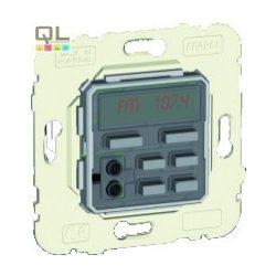 EFAPEL 21379 Egycsatornás sztereó vezérlőegység