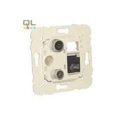 EFAPEL 21534 R-TV-DAT+RJ45 aljzat