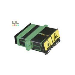 adapter SC APC Duplex optikai csatlakozó 82211
