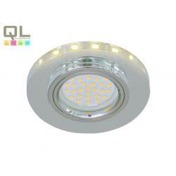 OH38 süllyesztett, LED-es világító keret, foglalat nélkül 097274