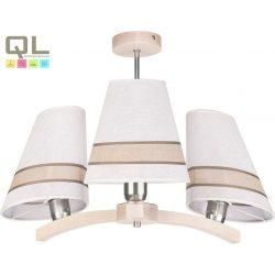 TK Lighting mennyezeti lámpa Mila TK-802