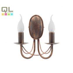 NOWODVORSKI fali lámpa Wioletta TL-1351