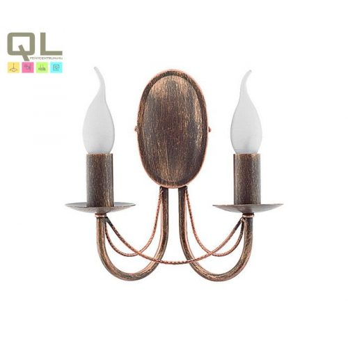 NOWODVORSKI fali lámpa Wioletta TL-1351     !!! kifutott termék, már nem rendelhető !!!