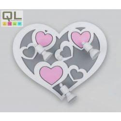 NOWODVORSKI Heart Fali lámpa TL-9064