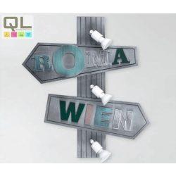 NOWODVORSKI Signpost Fali lámpa TL-9066