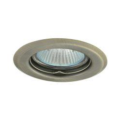 Kanlux süllyesztett lámpa ARGUS CT-2114-BR/M Fix Spot 324