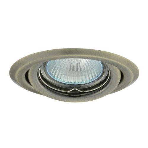 Kanlux süllyesztett lámpa ARGUS CT-2115-BR/M MR16 állítható Spot 330
