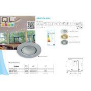 Kanlux süllyesztett lámpa RAGO DL-R50-G  Reflektor Izzós Spot 1072 !!! kifutott termék, már nem rendelhető !!!