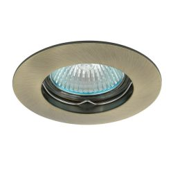 Kanlux süllyesztett lámpa LUTO CTX-DS02B-AB