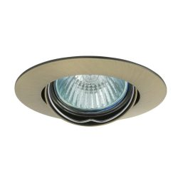 Kanlux süllyesztett lámpa LUTO CTX-DT02B-AB