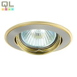 Kanlux süllyesztett lámpa BASK CTC-5515-SN/G Dupla színű spot 2803