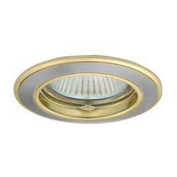Kanlux süllyesztett lámpa BASK CTC-5514-SN/G Dupla színű spot  2813