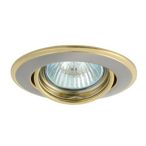 Kanlux süllyesztett lámpa HORN CTC-3115-SN/G Dupla színű spot 2830