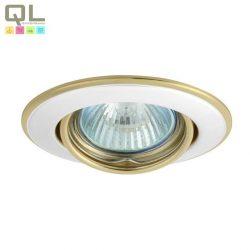 Kanlux süllyesztett lámpa HORN CTC-3115-PS/G Dupla színű spot 2832